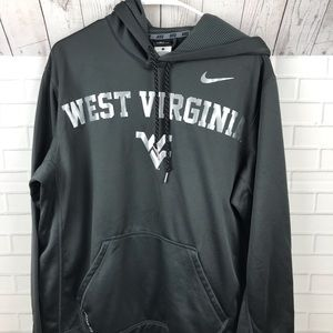 Nike West Virginia Mountaineers Therma Fit